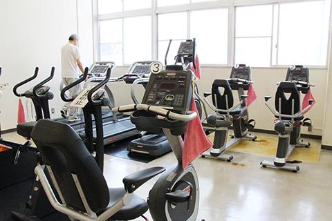 豊明市福祉体育館の画像